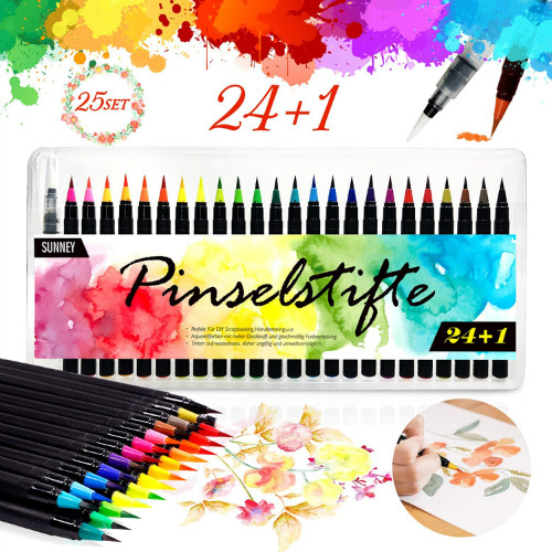 Sunney Watercolor Markers