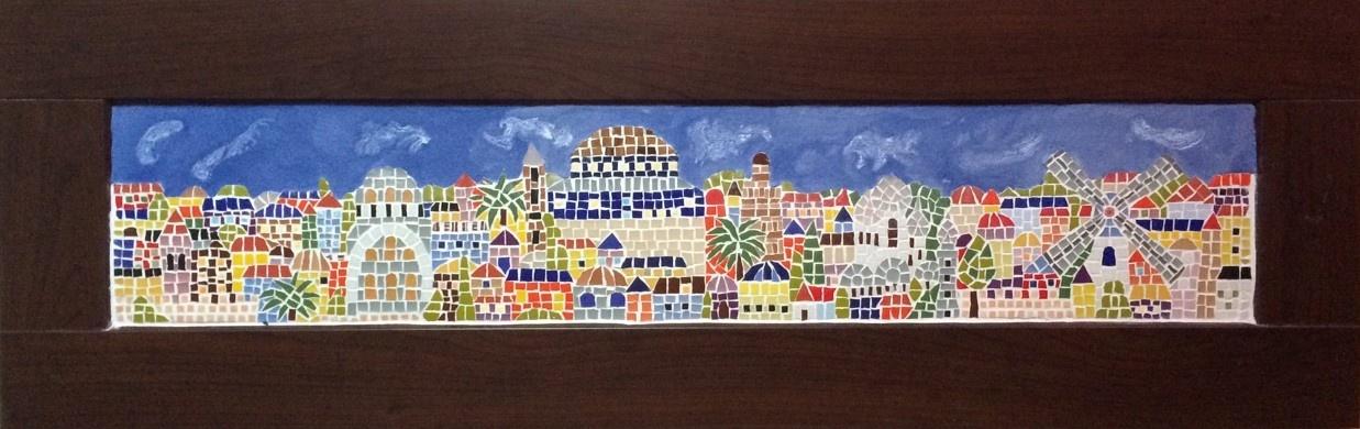 Mosaico Jerusalem (Skyline)