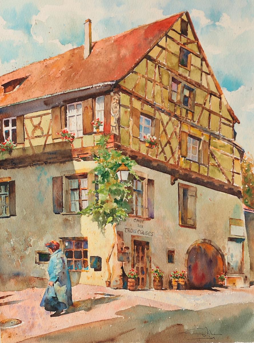 La Alsacia