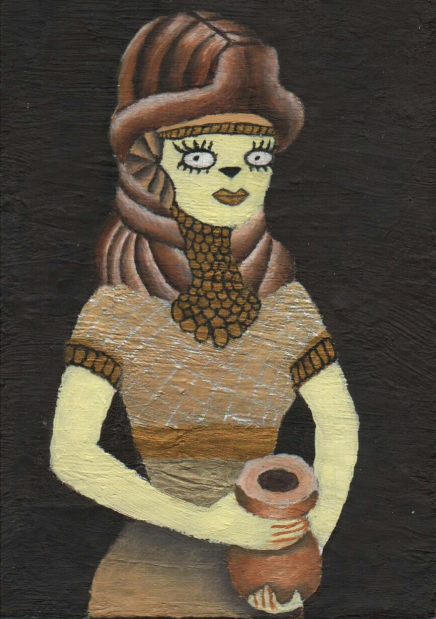 The Lady of the Sumerian Culture