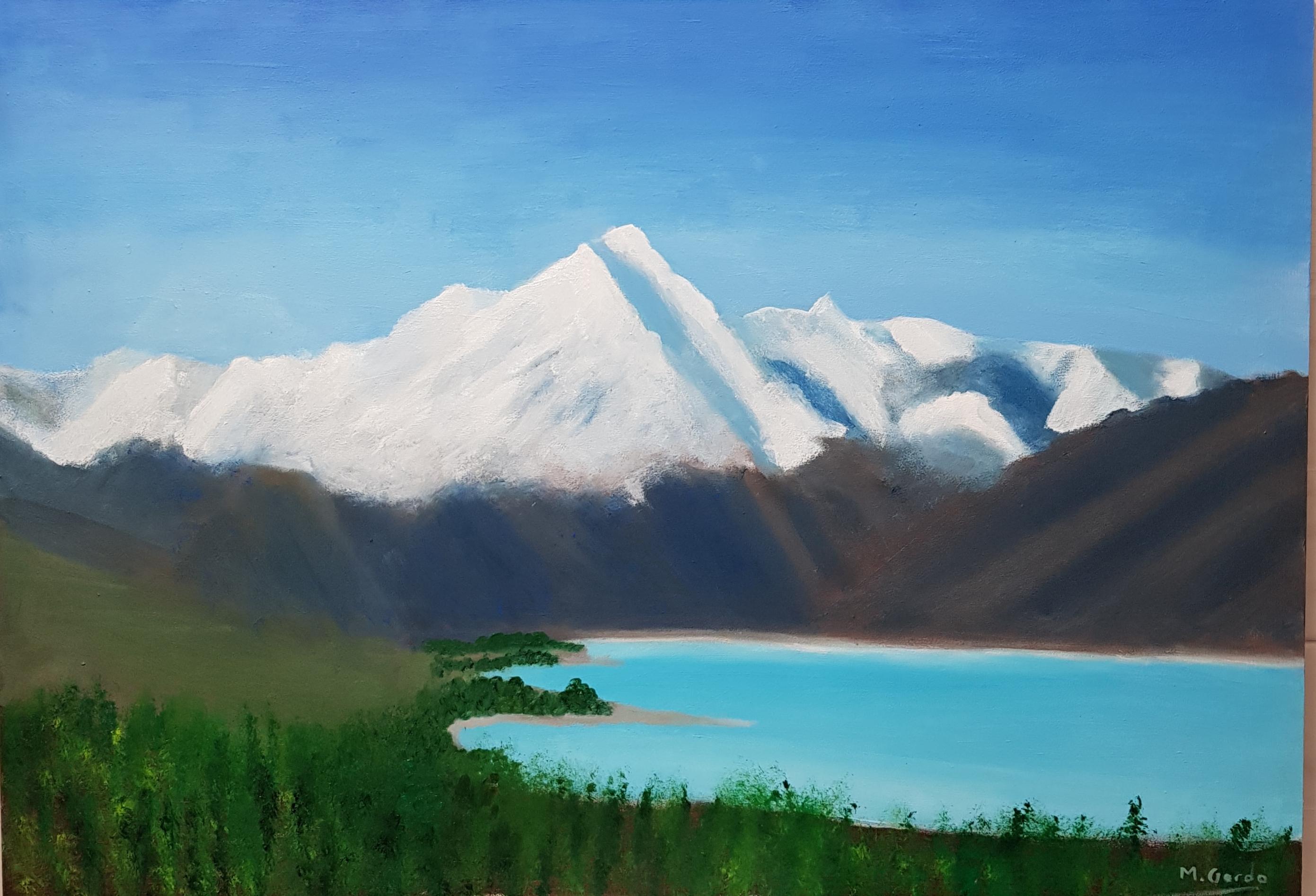 Lago Cook