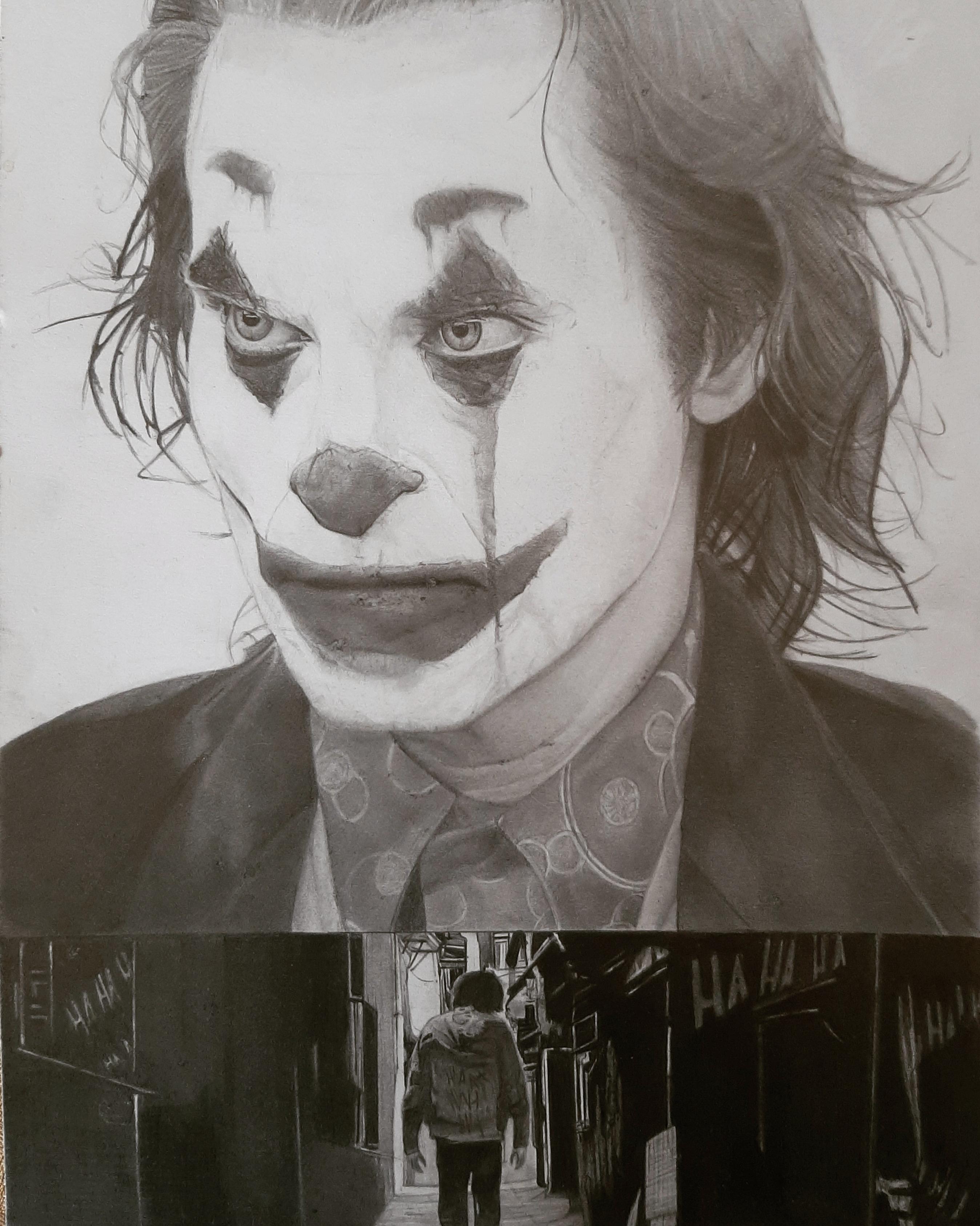 Joker Vida en Comedia