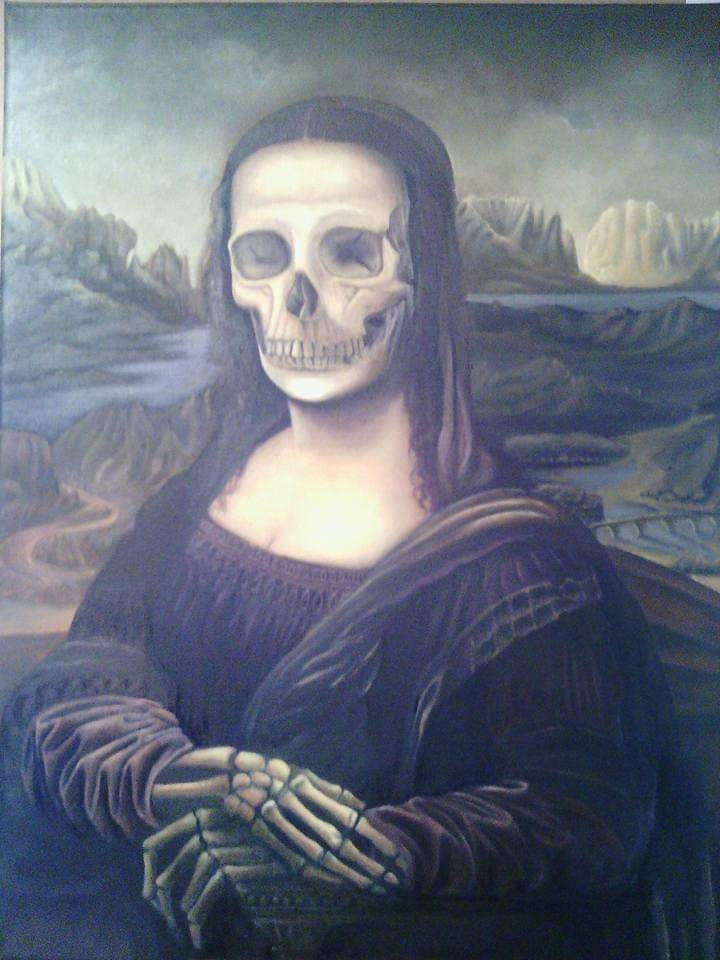 Mona Lisa Calaverica