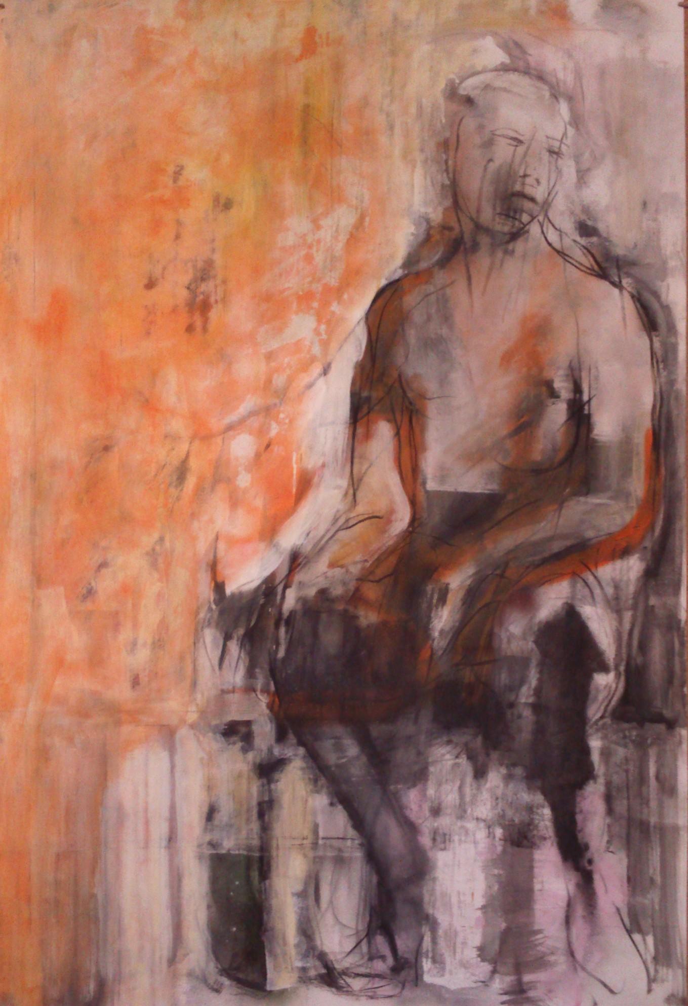 figura sentada