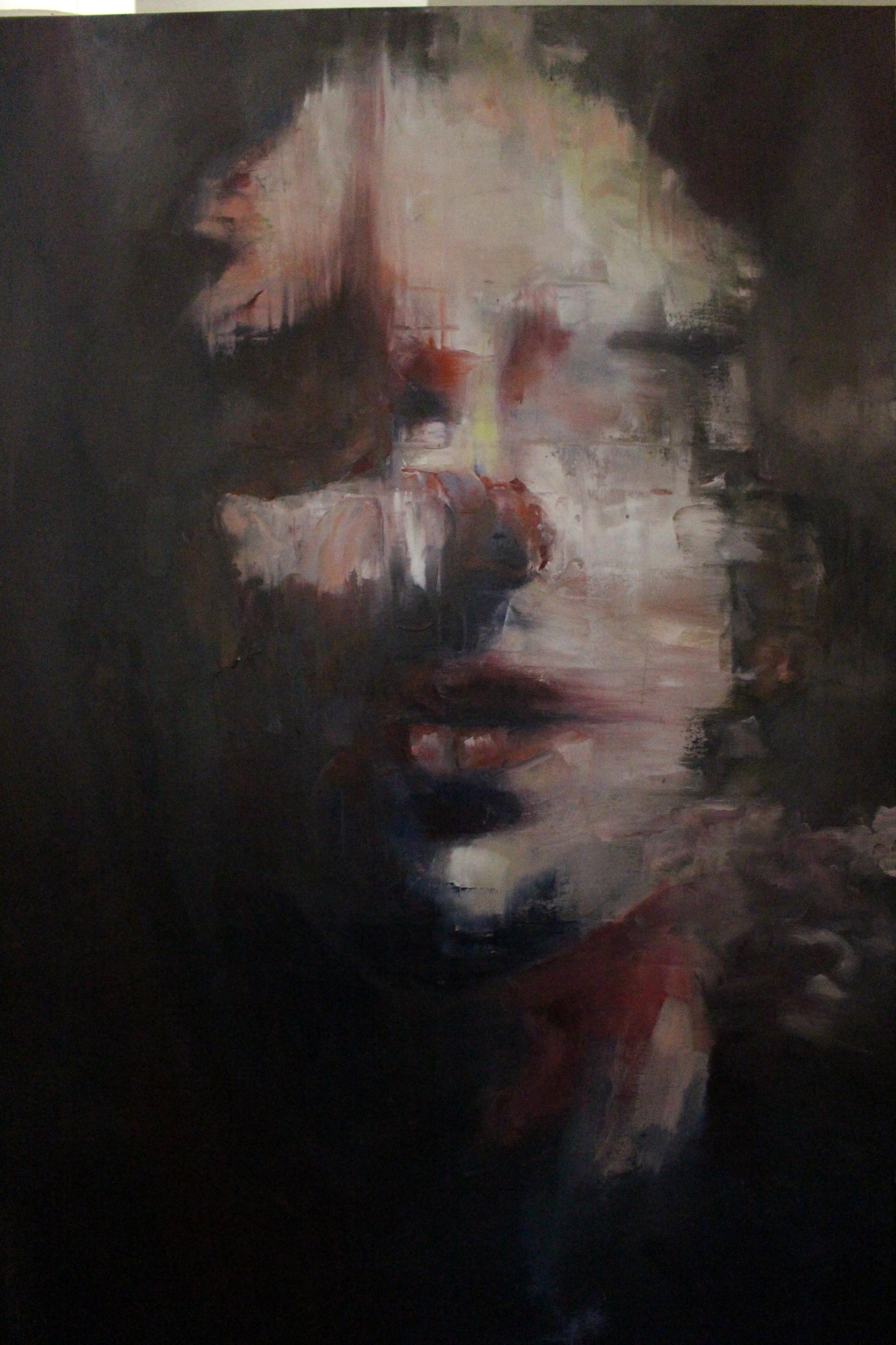 Portrait after Rembrandt