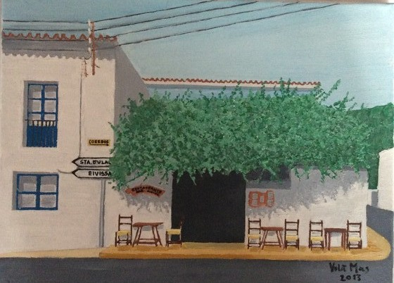 Restaurant Anita in Sant Carles de Peralta (Ibiza)