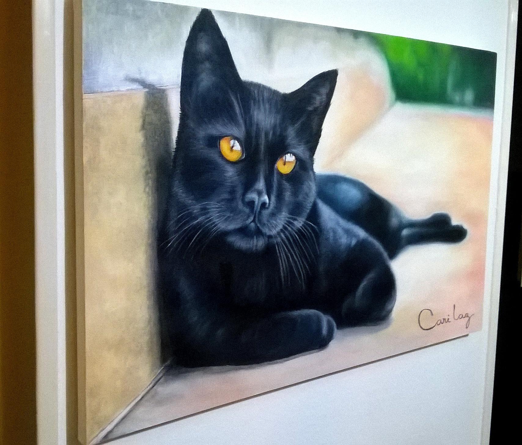 Sim n cuadro original acr lico sobre lienzo comprar - Acrilico sobre lienzo ...