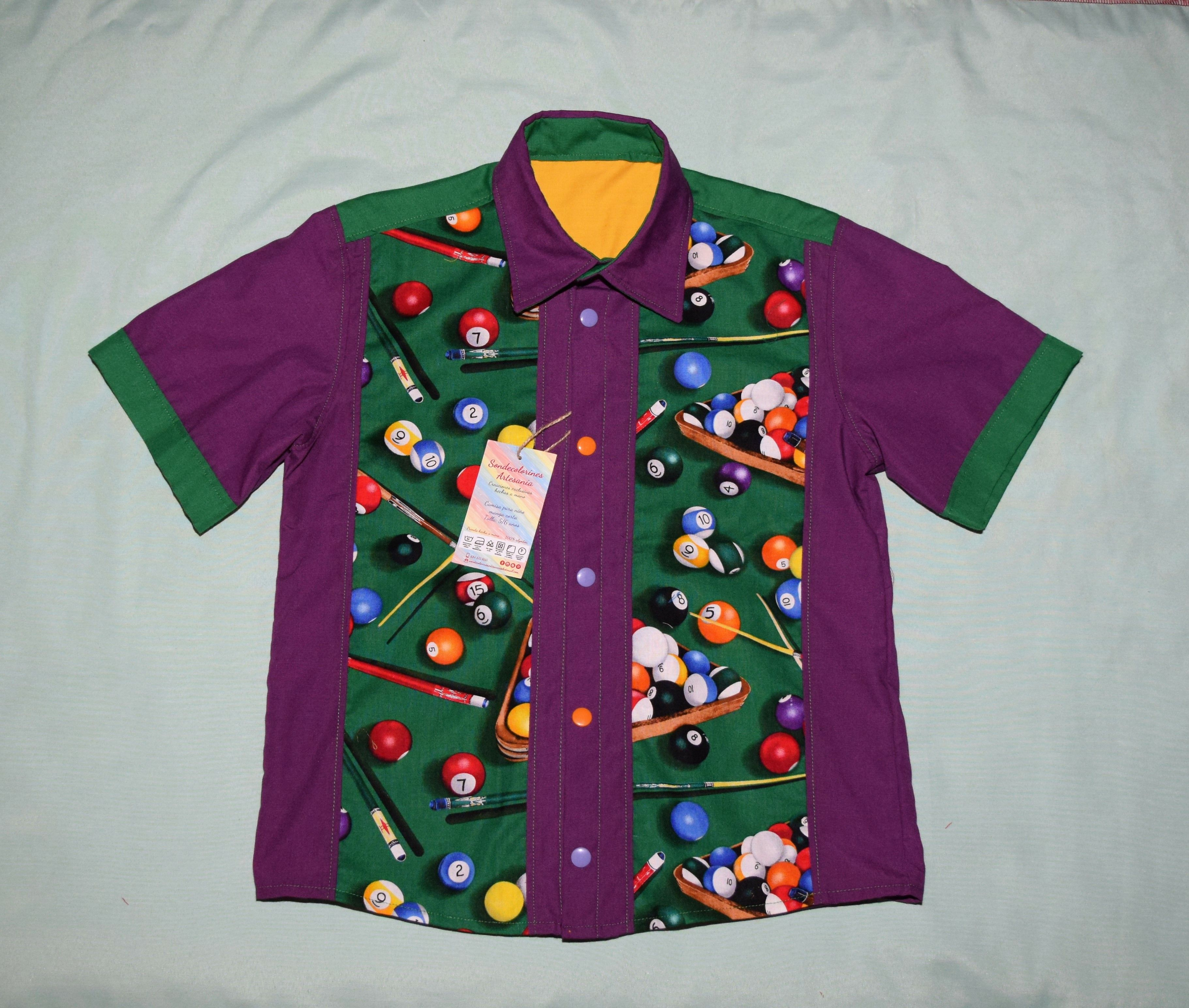 Shirts for children