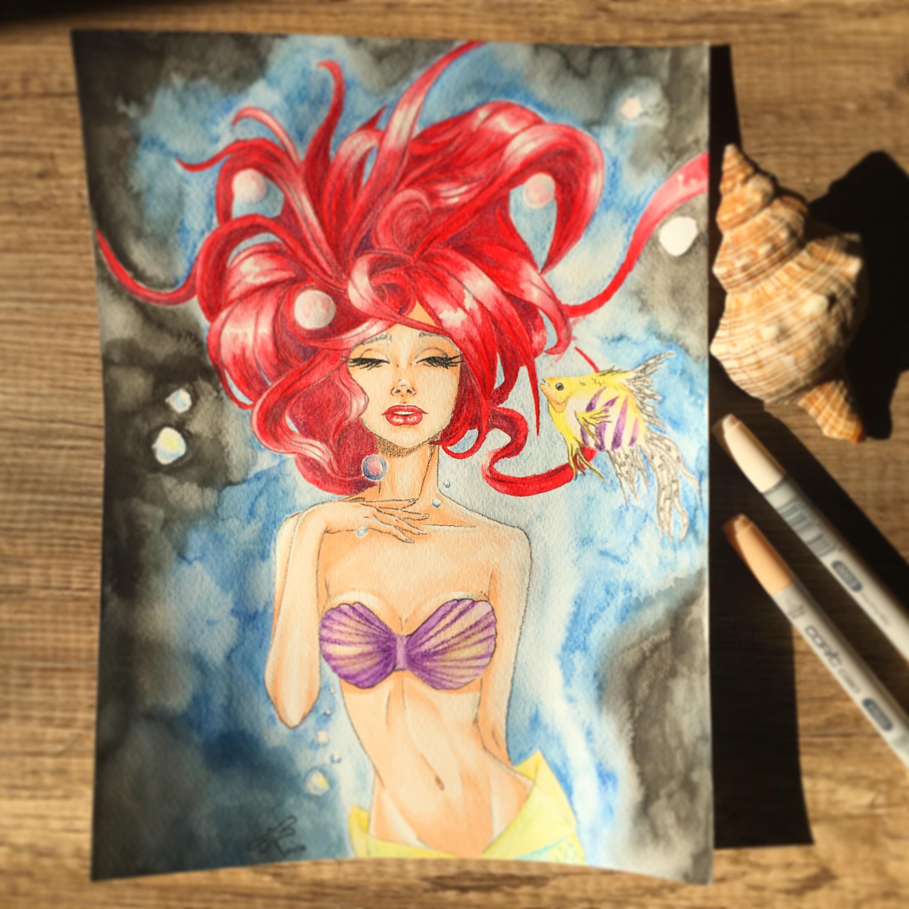 JUSTocomoLOVEo - Ariel