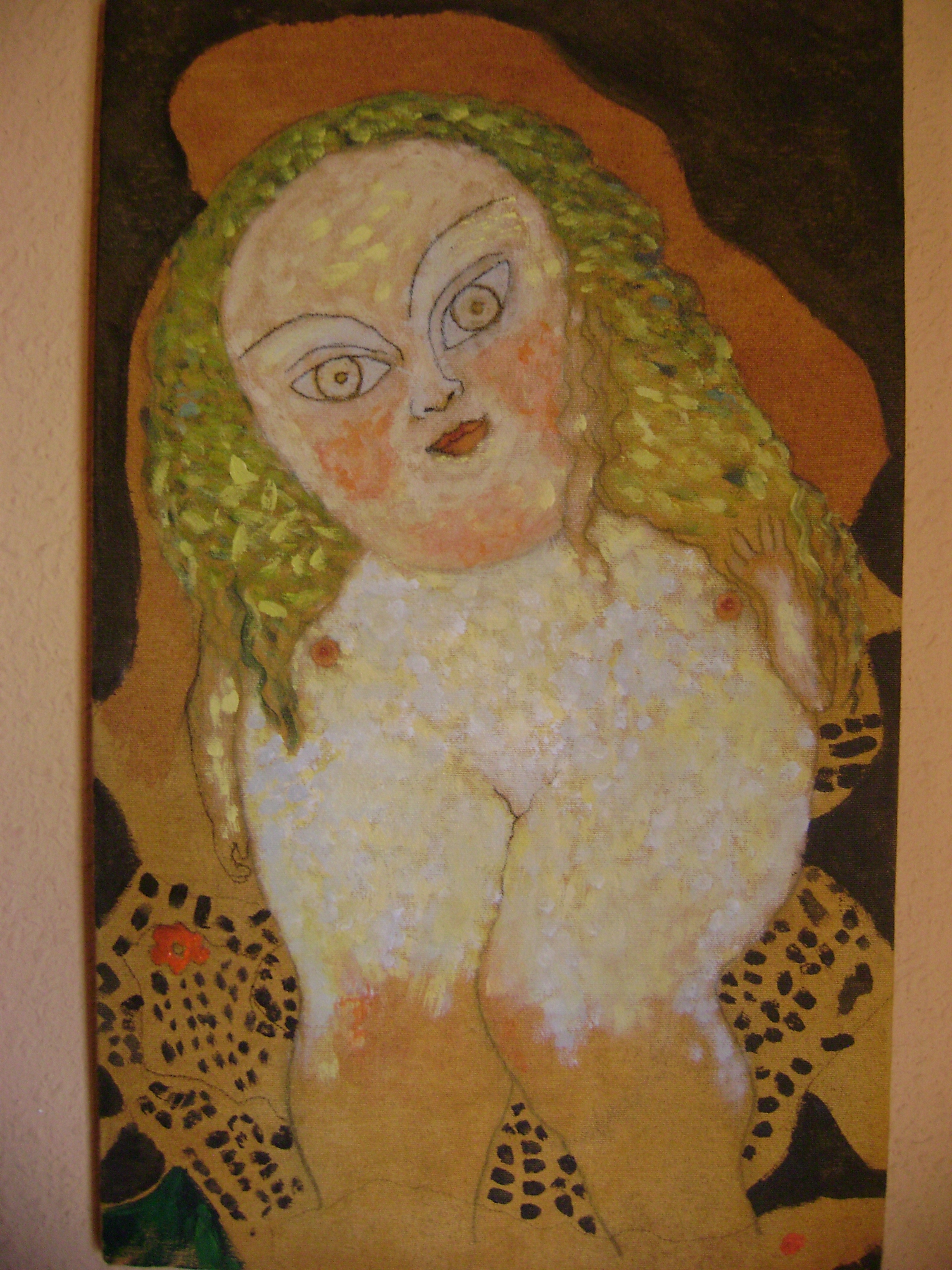 Eva, according Klimt