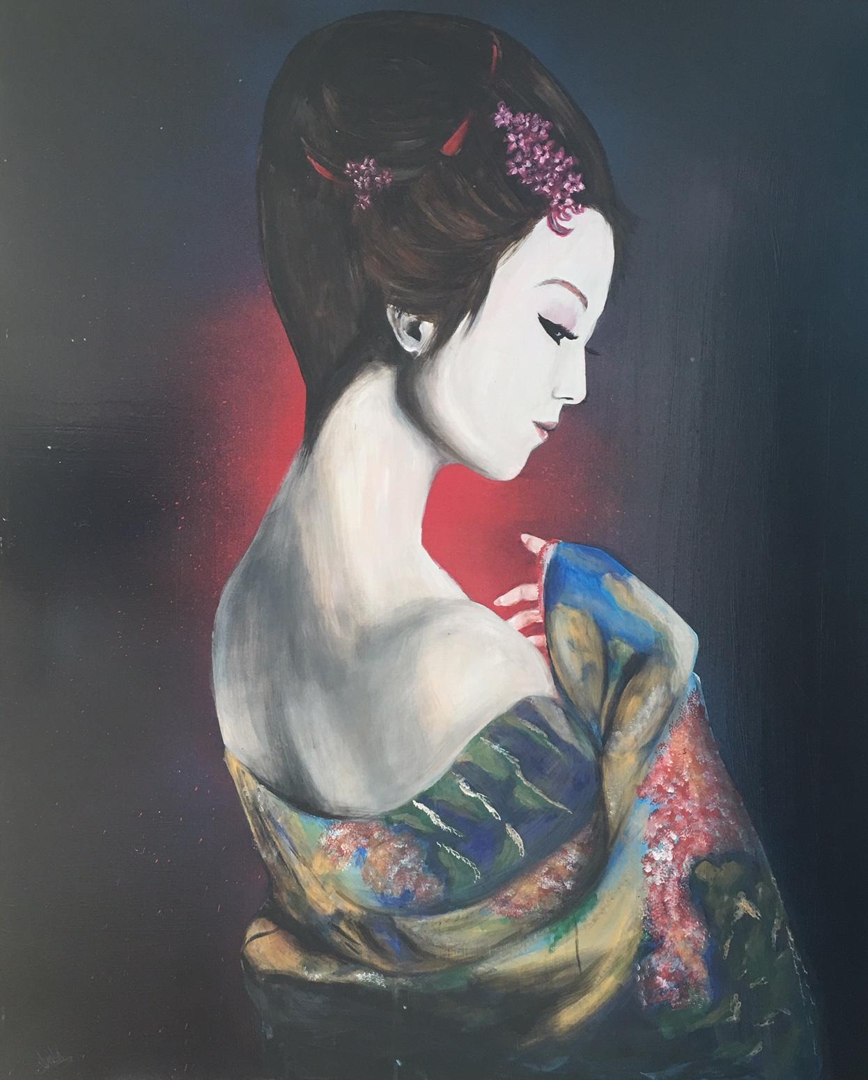 and Geisha slot