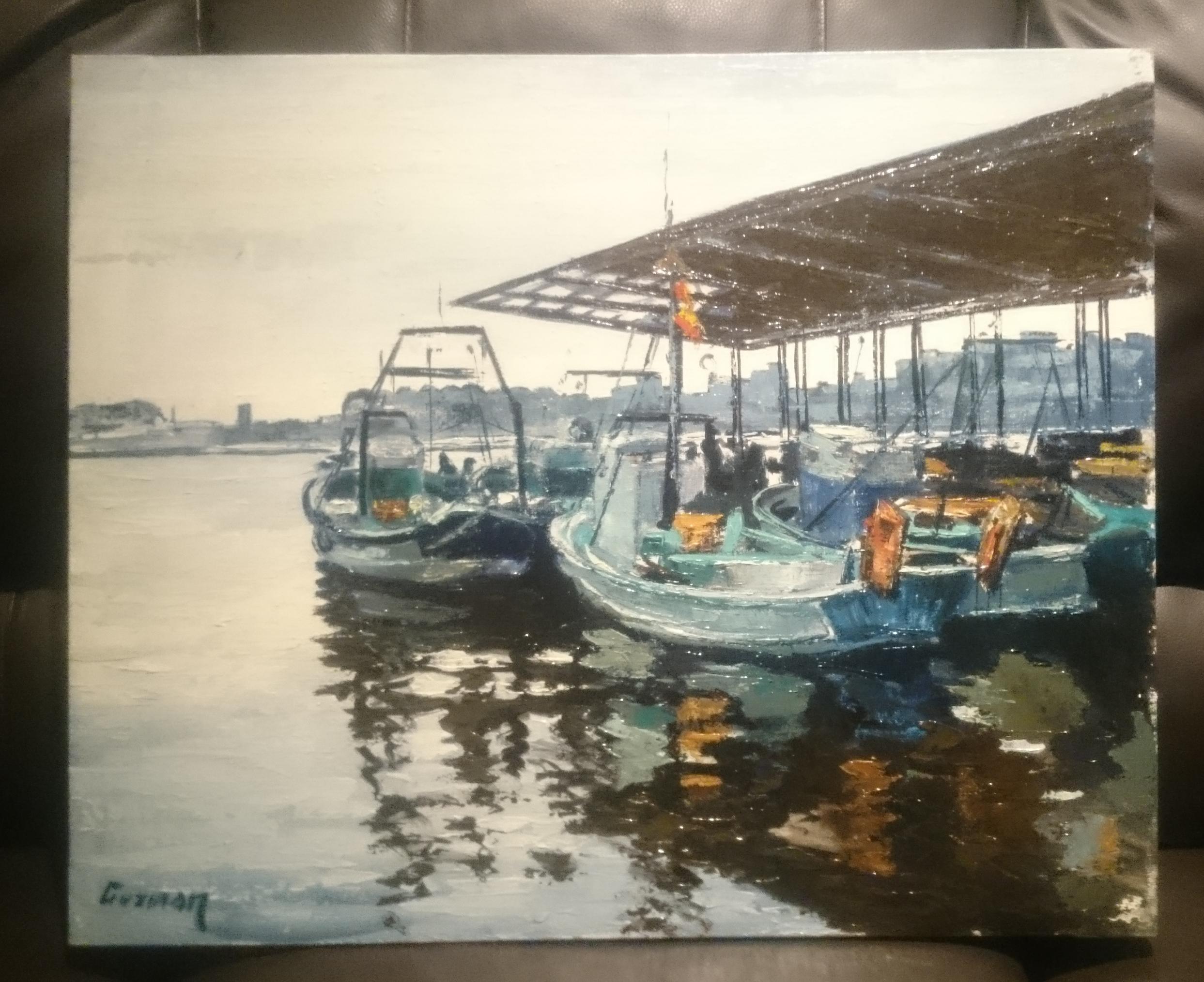 Puerto de Valencia 1989