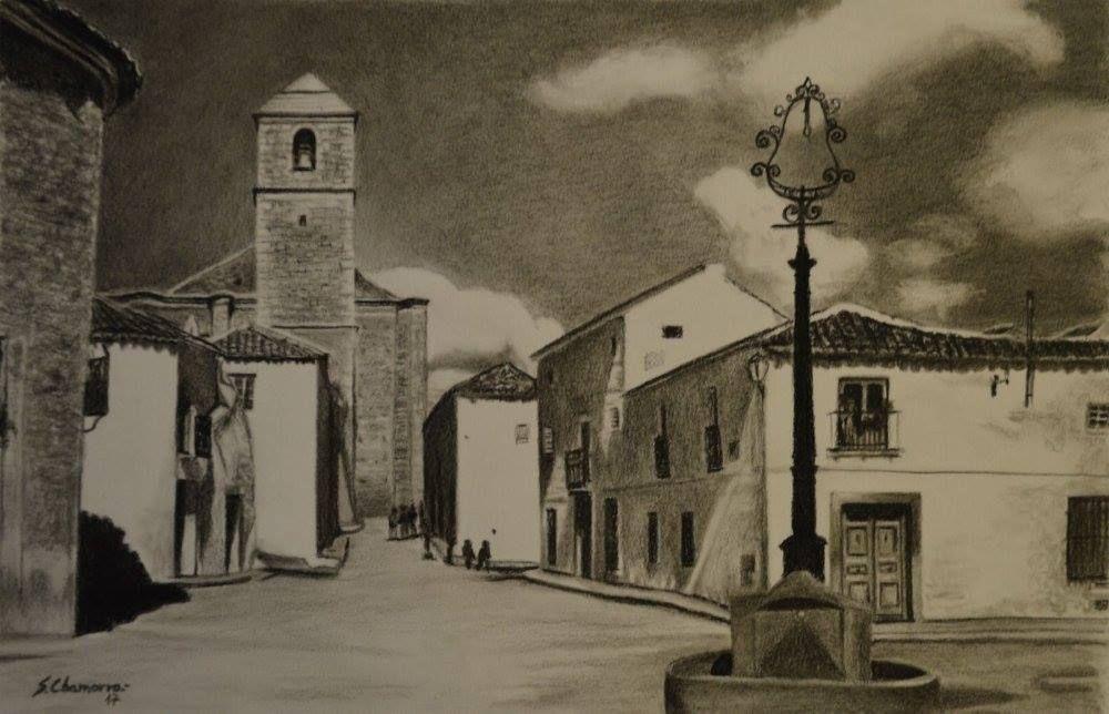PLAZA DEL ARRABAL - VILLAMAYOR DE SANTIAGO (CUENCA)