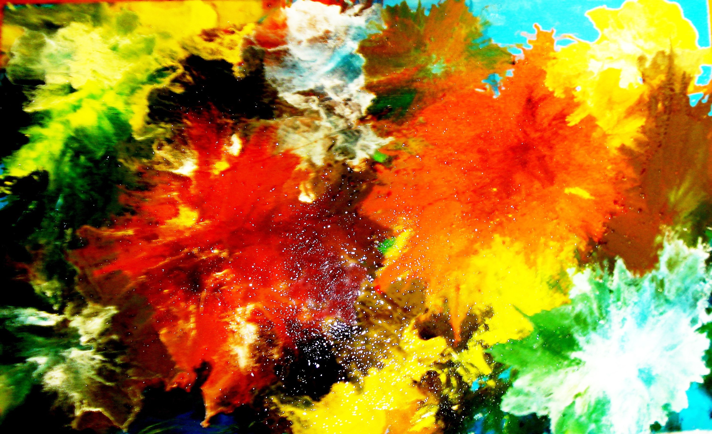 Dramatic Colours