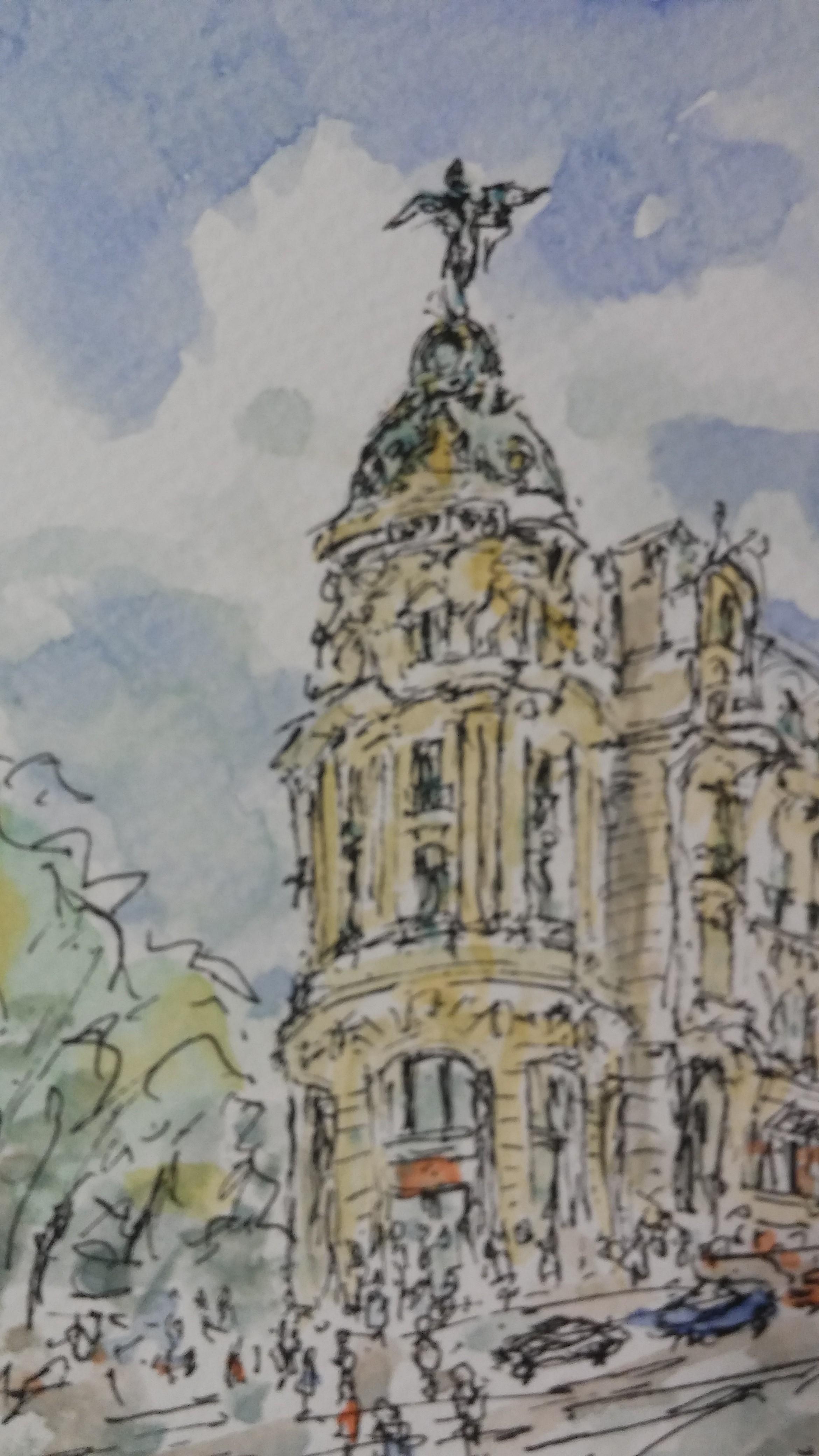 Metropolis Madrid Gran Via