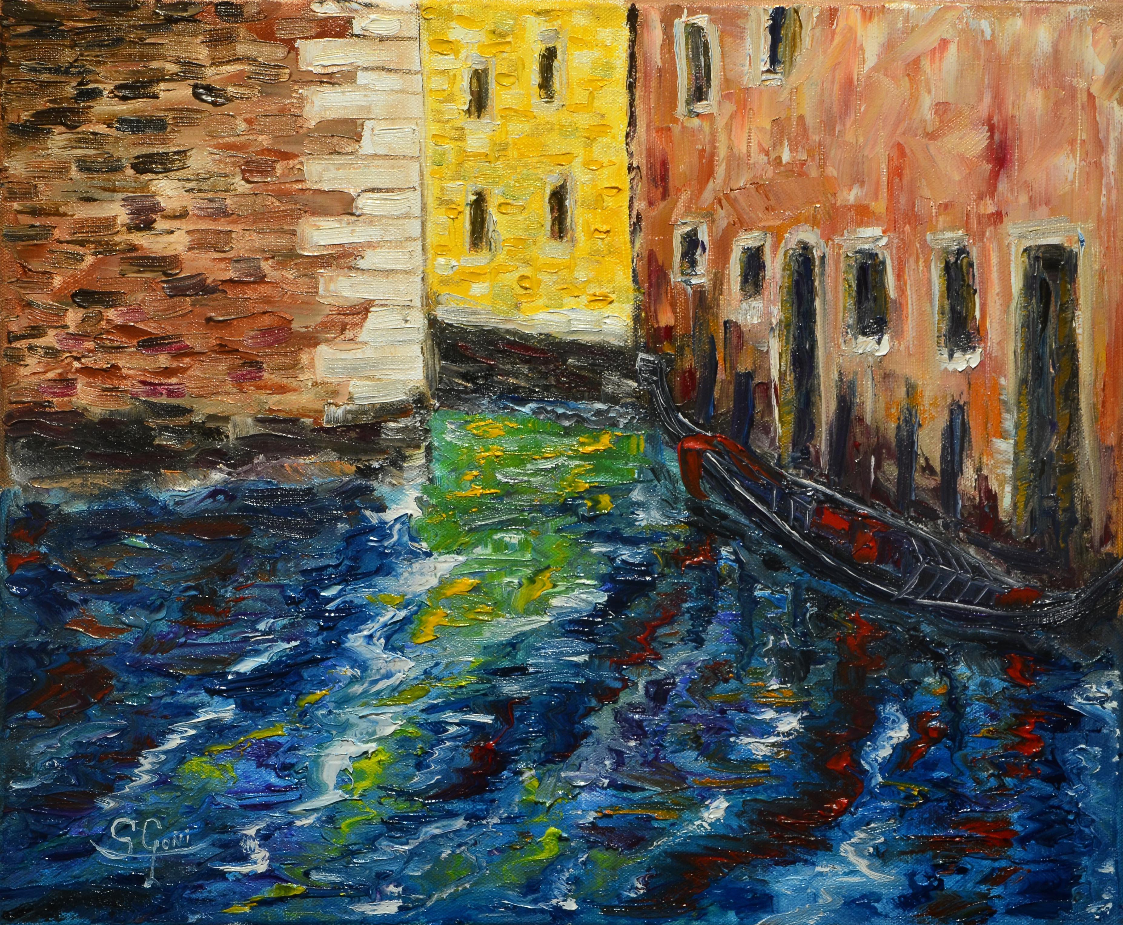 Rincon en Venecia.