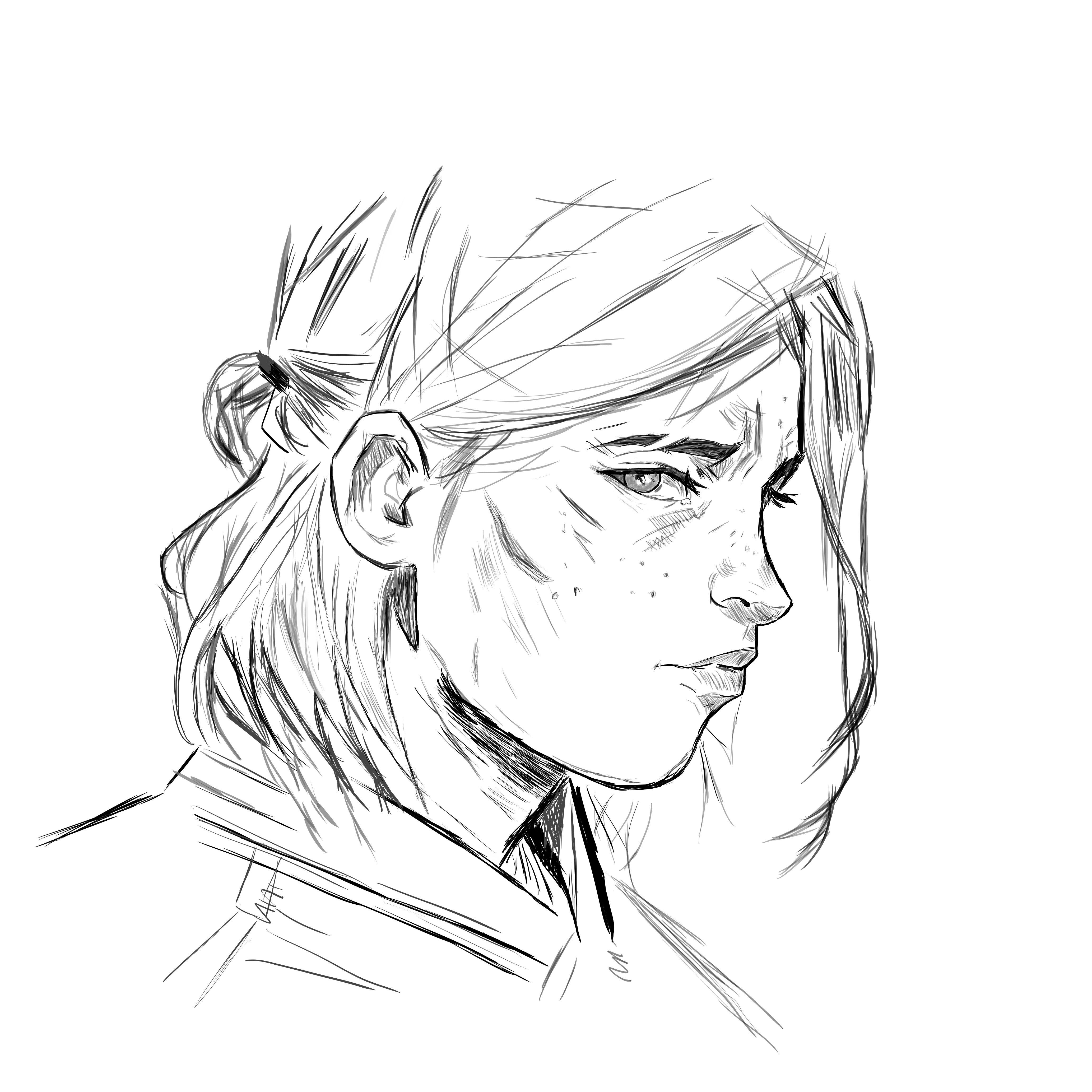 Ellie - The Last Of Us 2