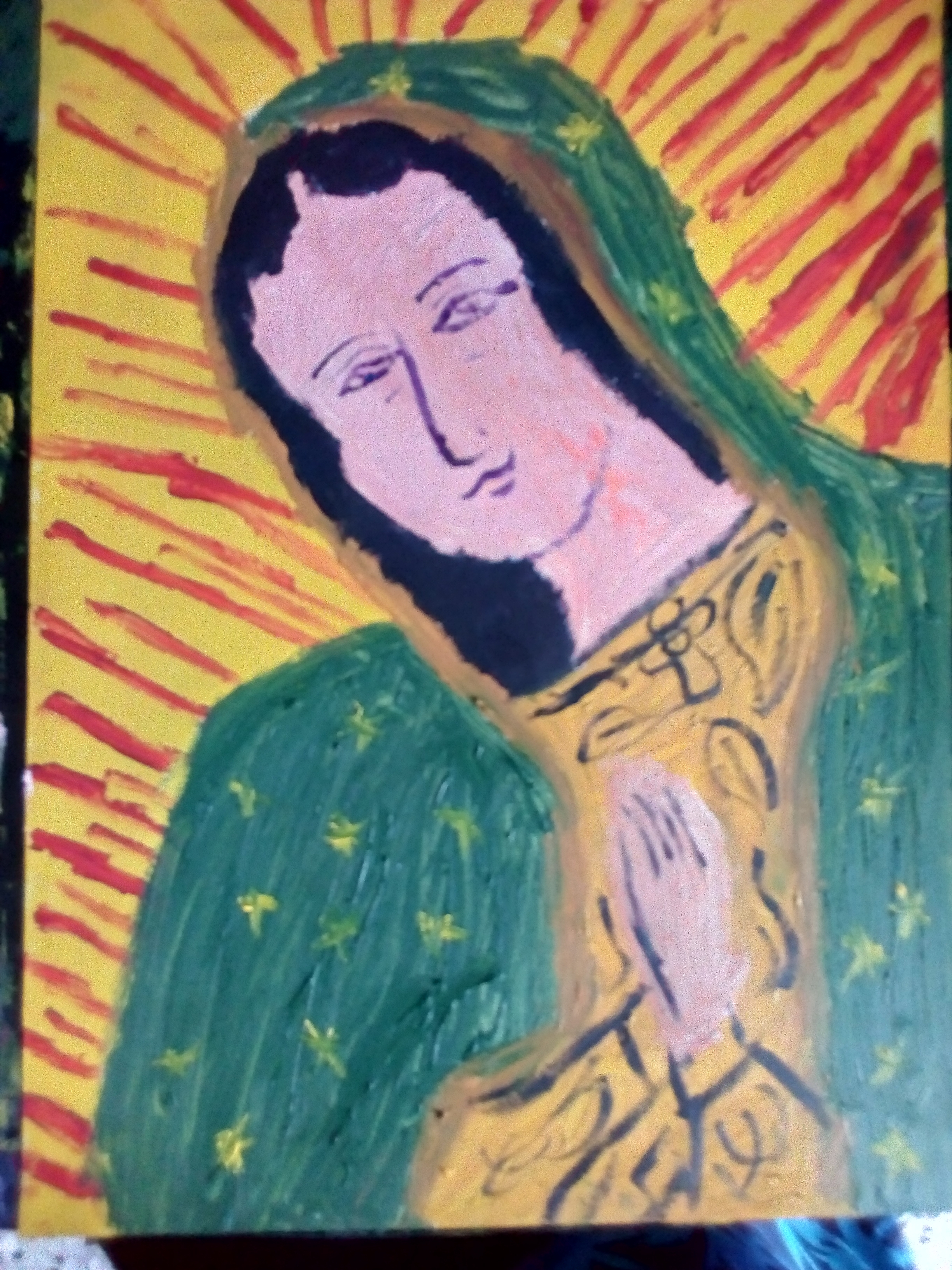 Guadalupe's Virgin