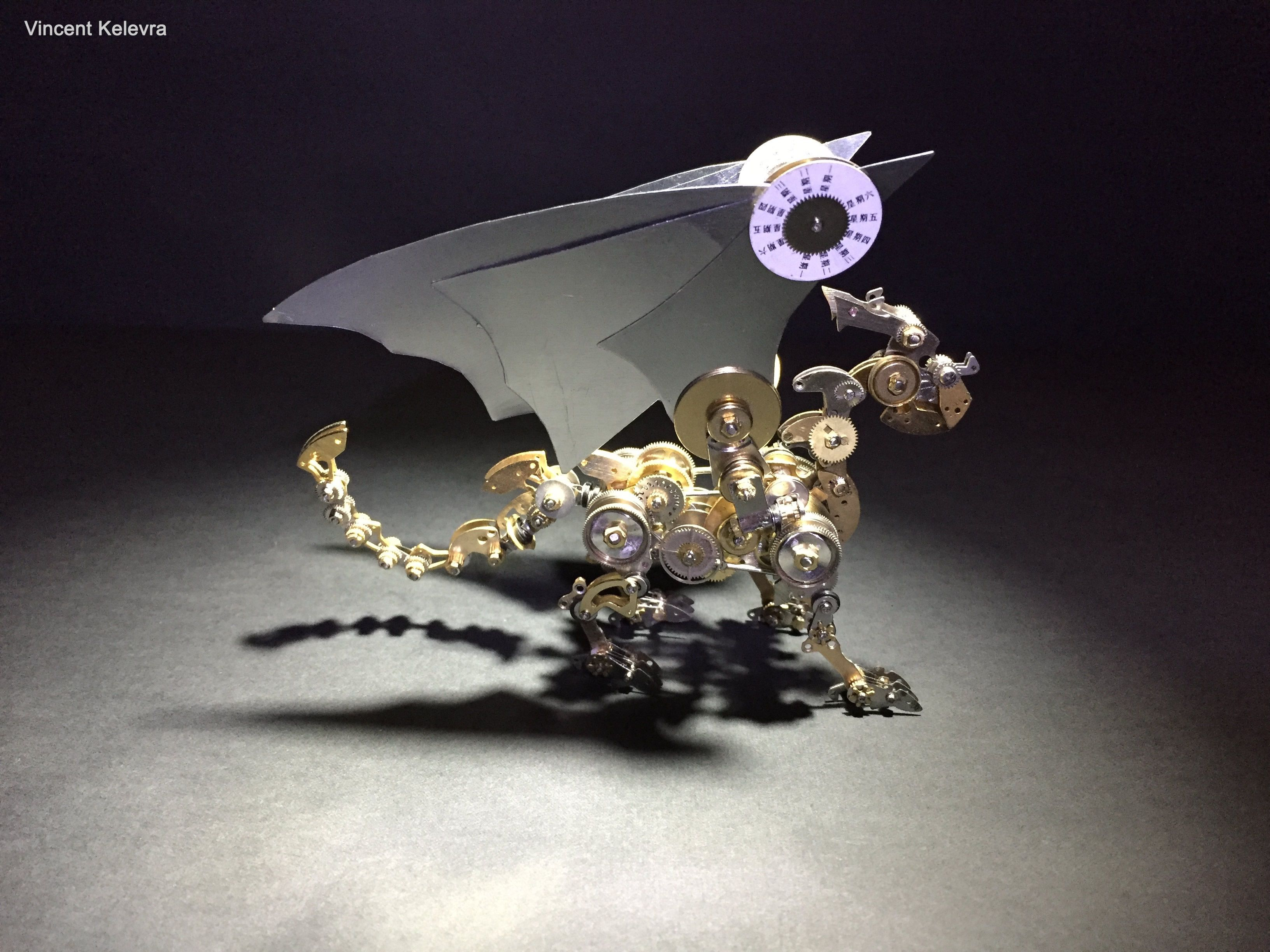 Mechanical Dragón