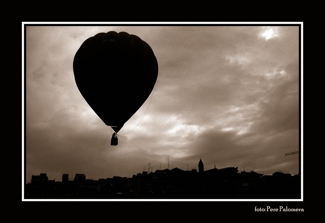 Paseig Balloon Per Gelida