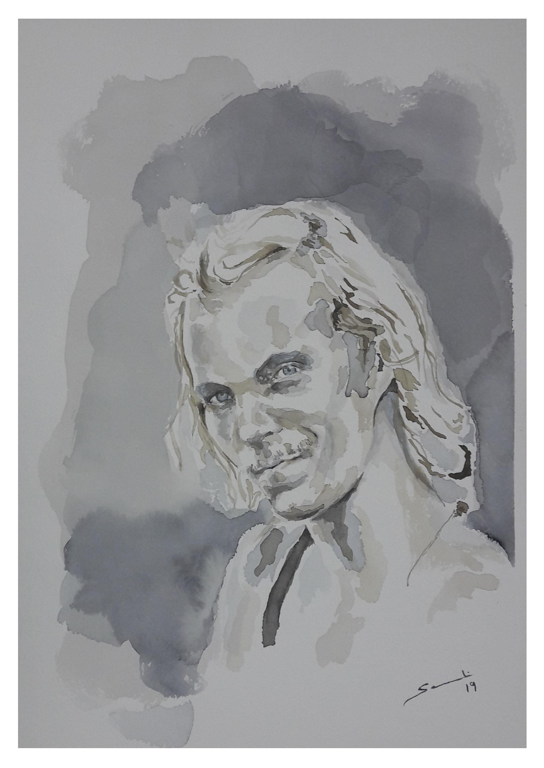 Retrato de Paul