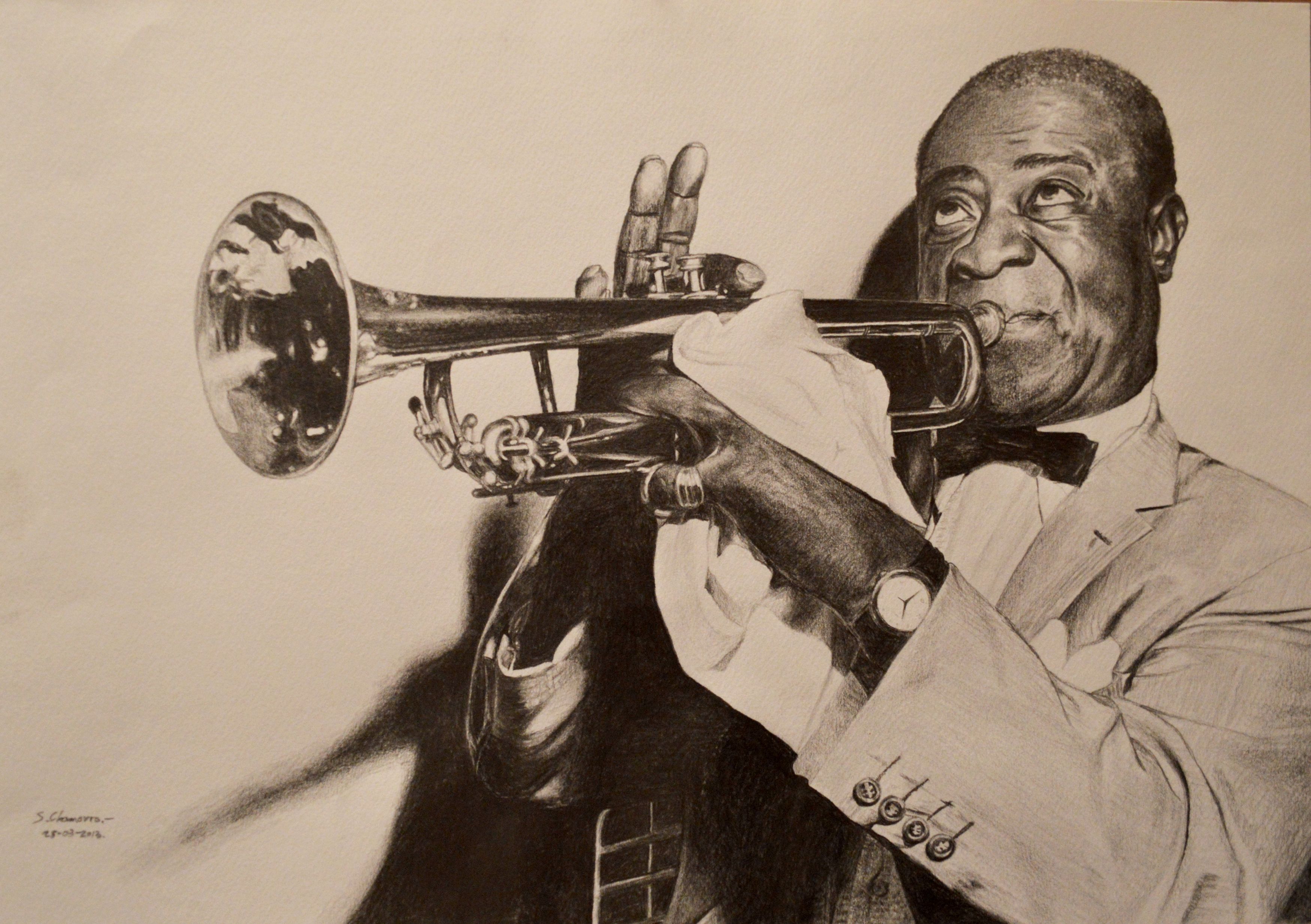 LOUIS ARMSTRONG - SATCHMO