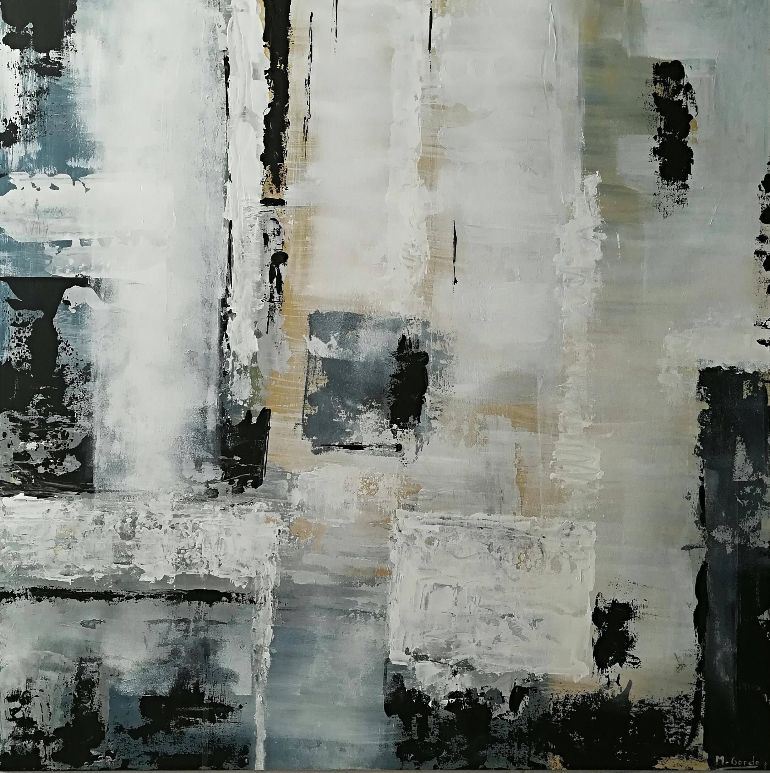 Abstraccion con negro