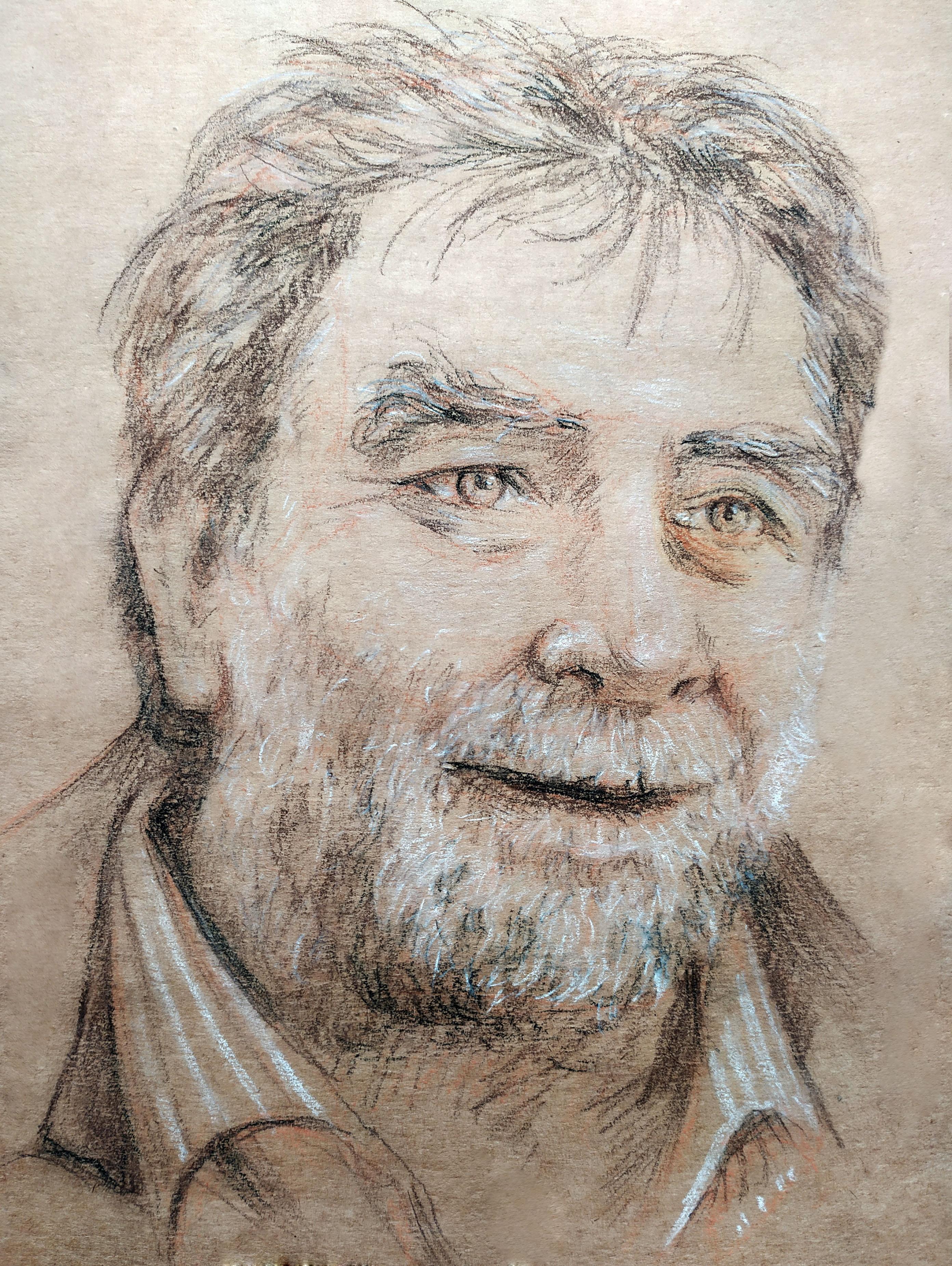 Retrato de Patricio Felmer