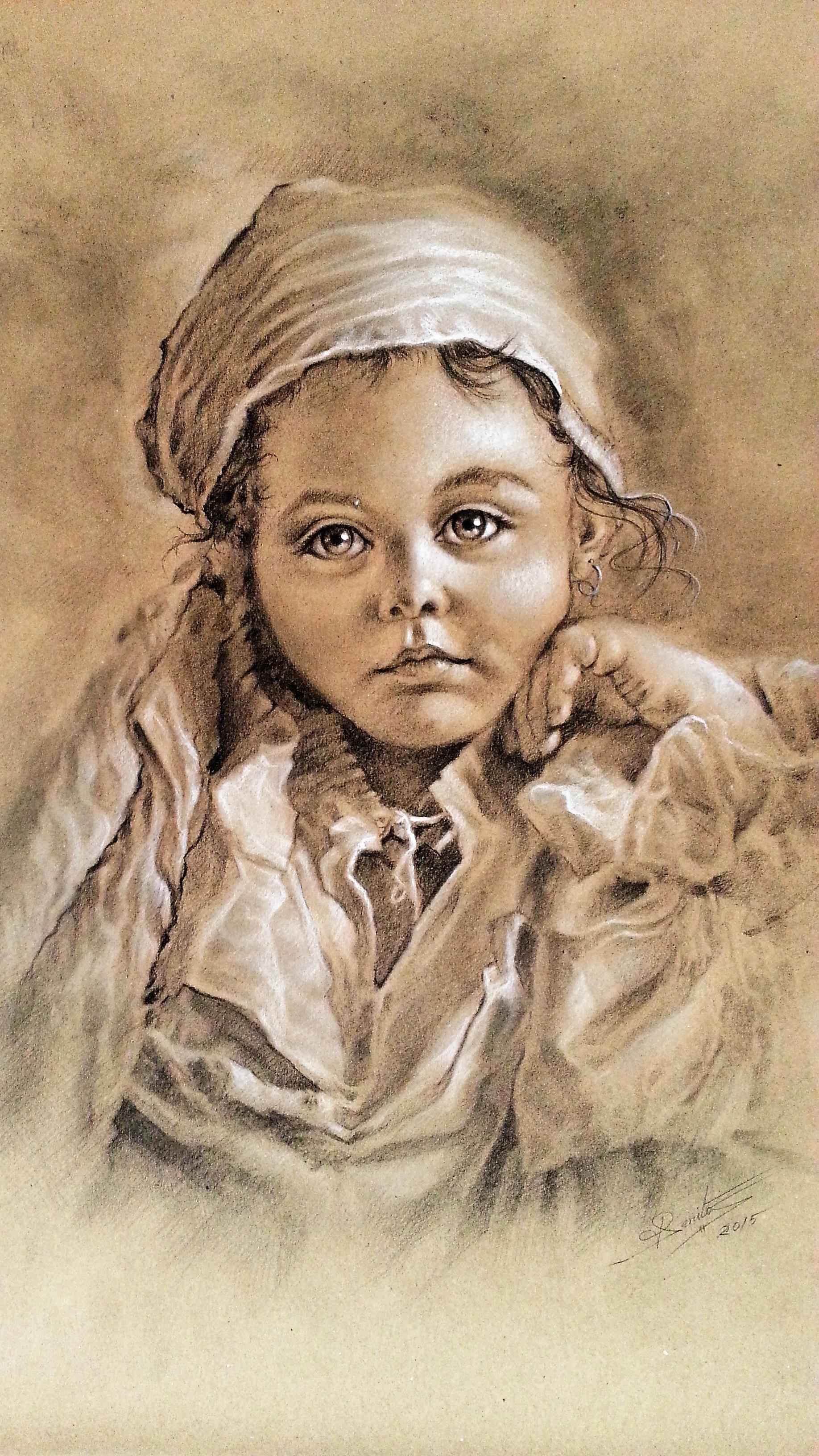 Anabel, La Panadera