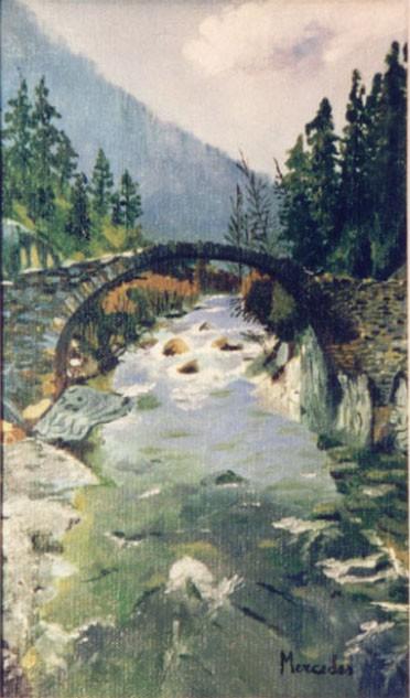 Puente en Asturias