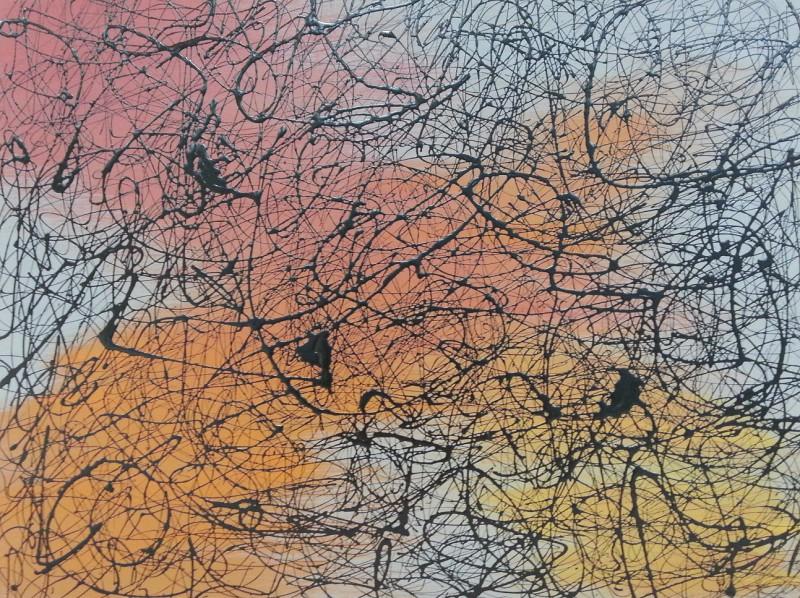 Brainstorming (80 60 x cm.)