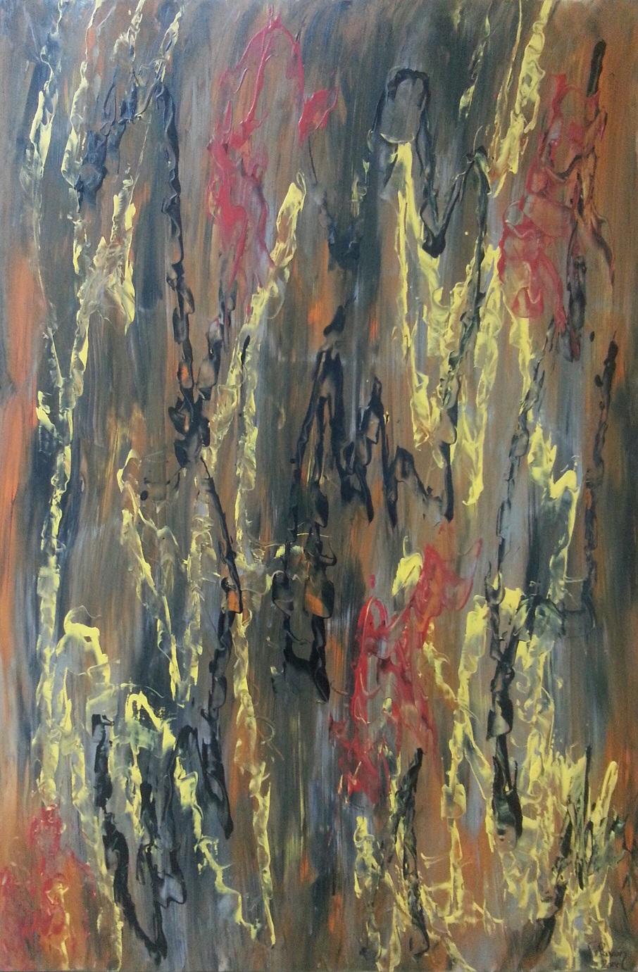 Ego Sum (x 120 80 cm.)