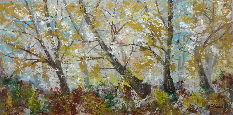 Armonía en el bosque