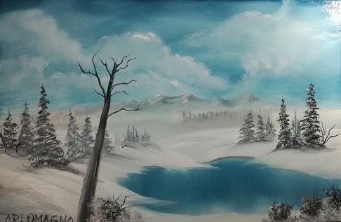 La calma del invierno