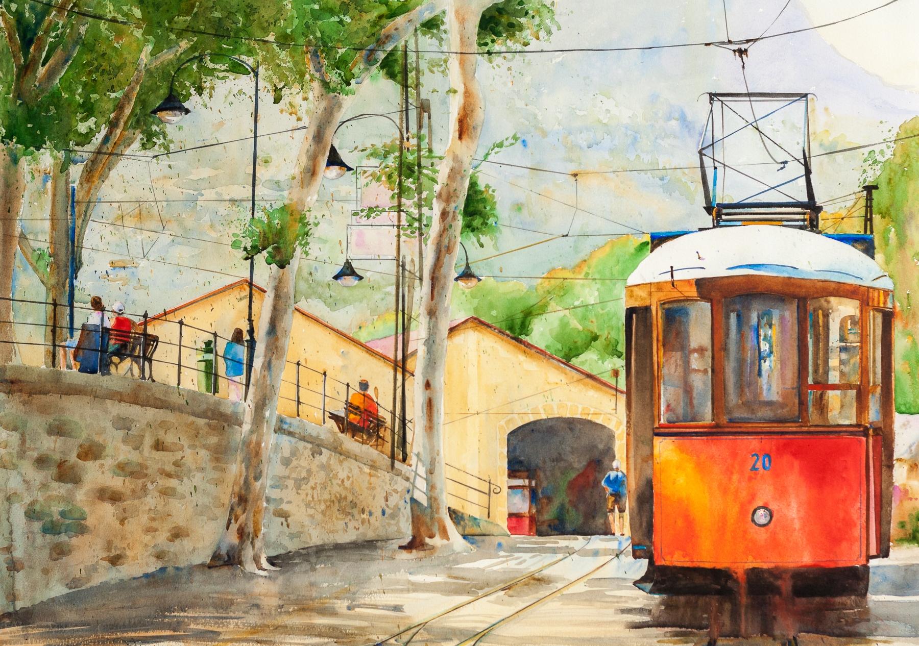 Tranvía de Soller
