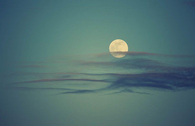 Trazo de luna