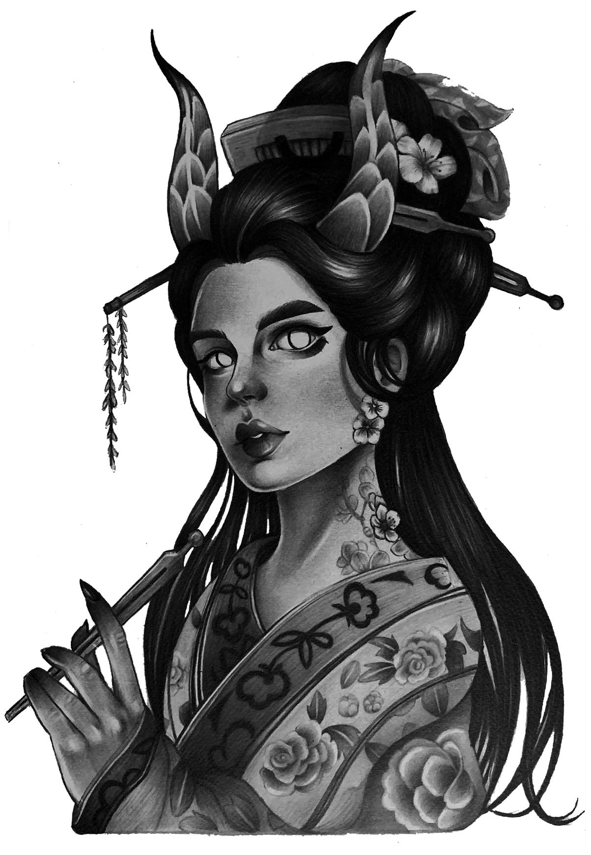 Mujer Demonio