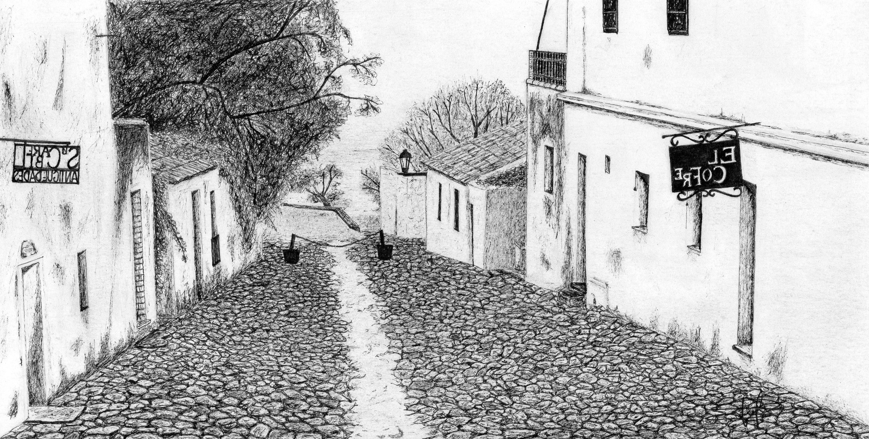 3-Street of Sighs Colonia del Sacramento (UY)