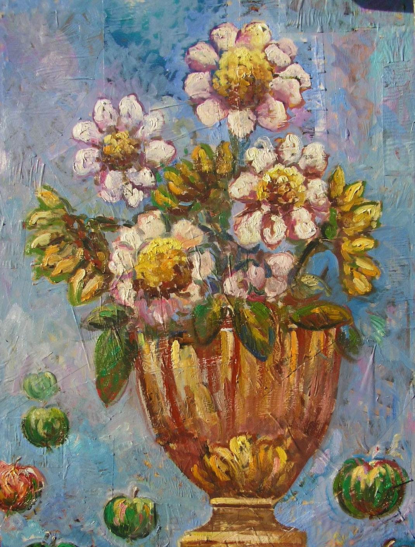 Flores novas