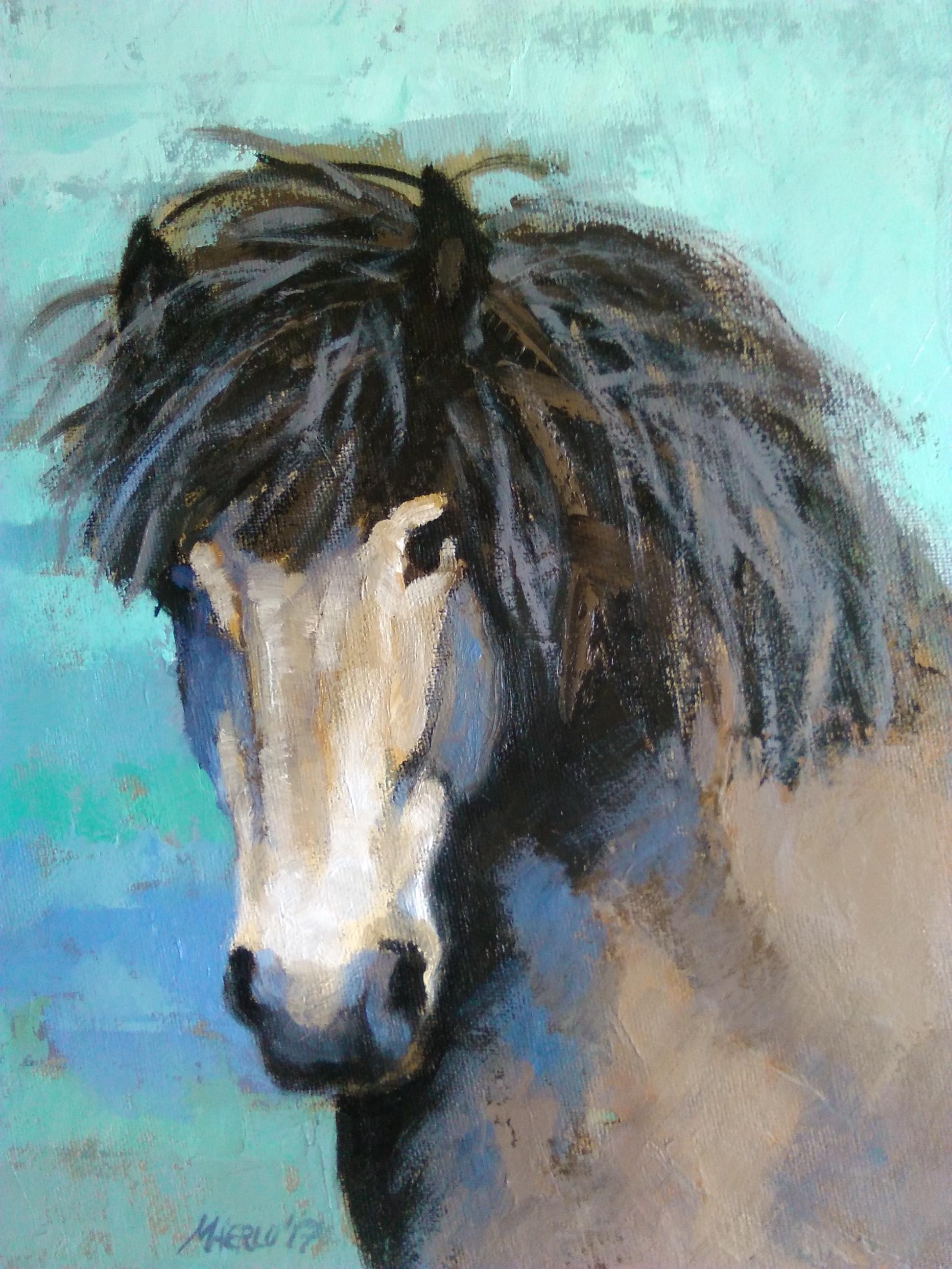 Cabeza de caballo, 1.5