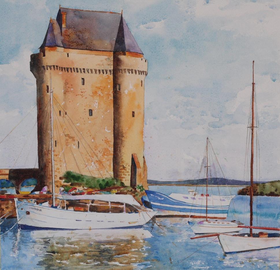 Torre Solidor. Saint-Malo, Costa Esmeralda