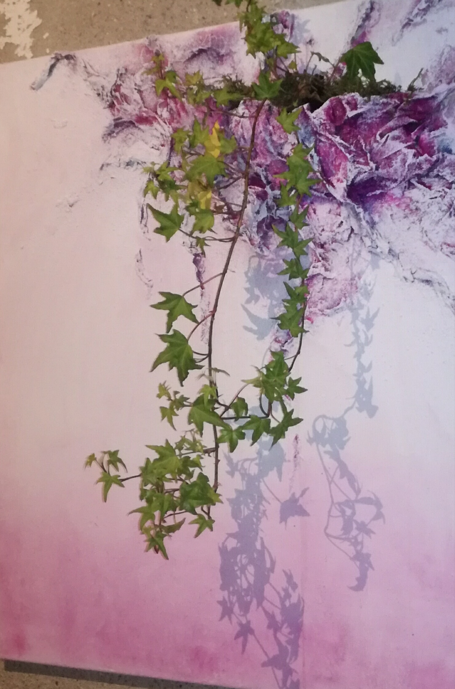 Jardín Púrpura