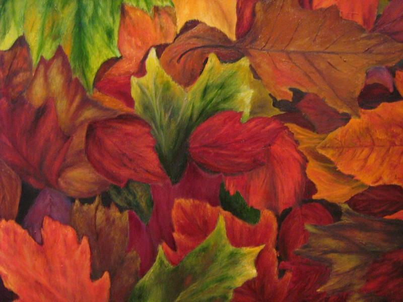 Tardor cuadro original leo sobre lienzo comprar cuadros for Comprar cuadros al oleo