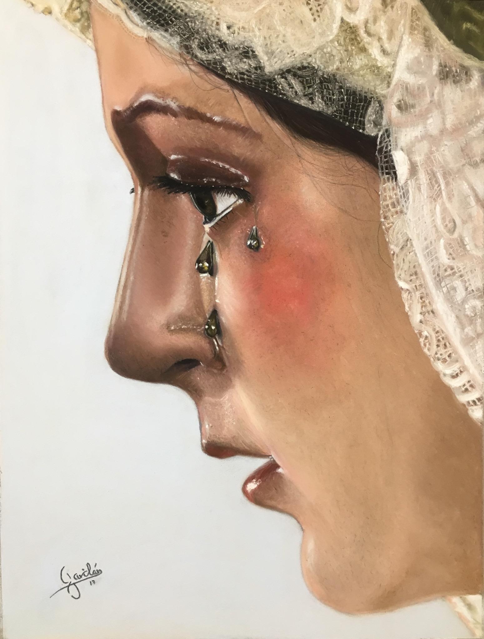 Esperanza Macarena a Pastel