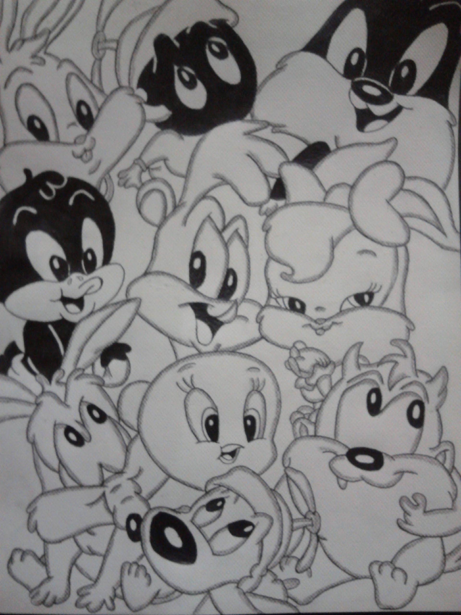 Looney toons bebes