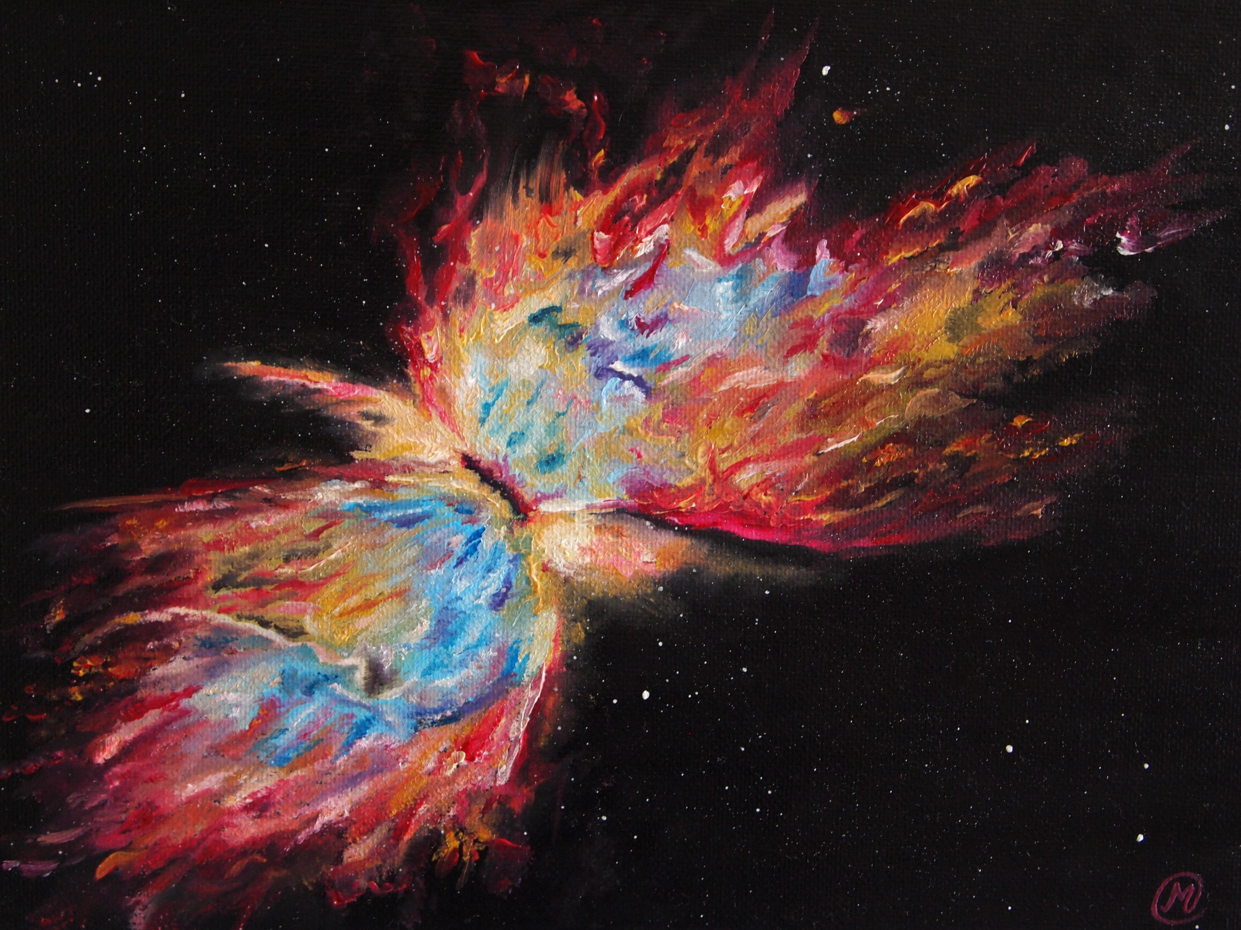 Nebulosa Mariposa