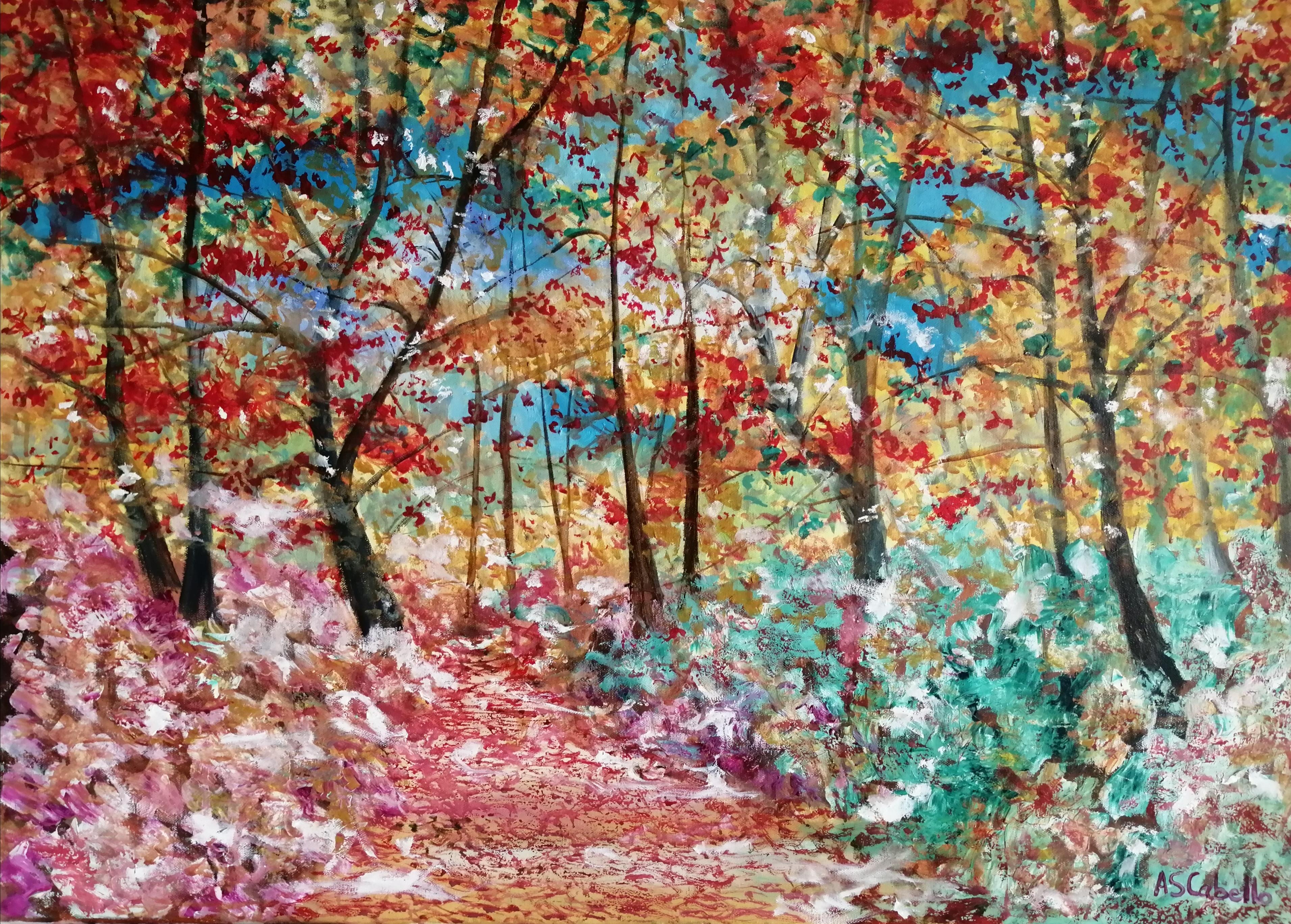 Profundidad del bosque