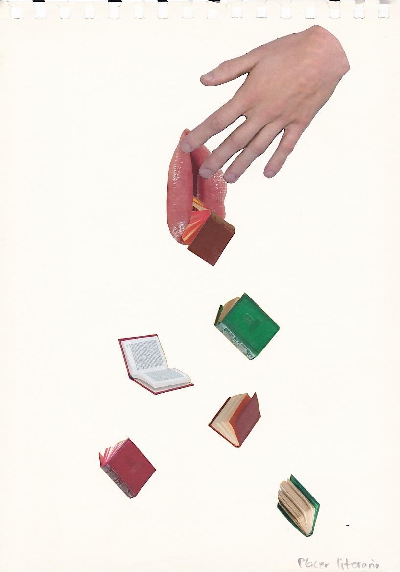 Placer literario