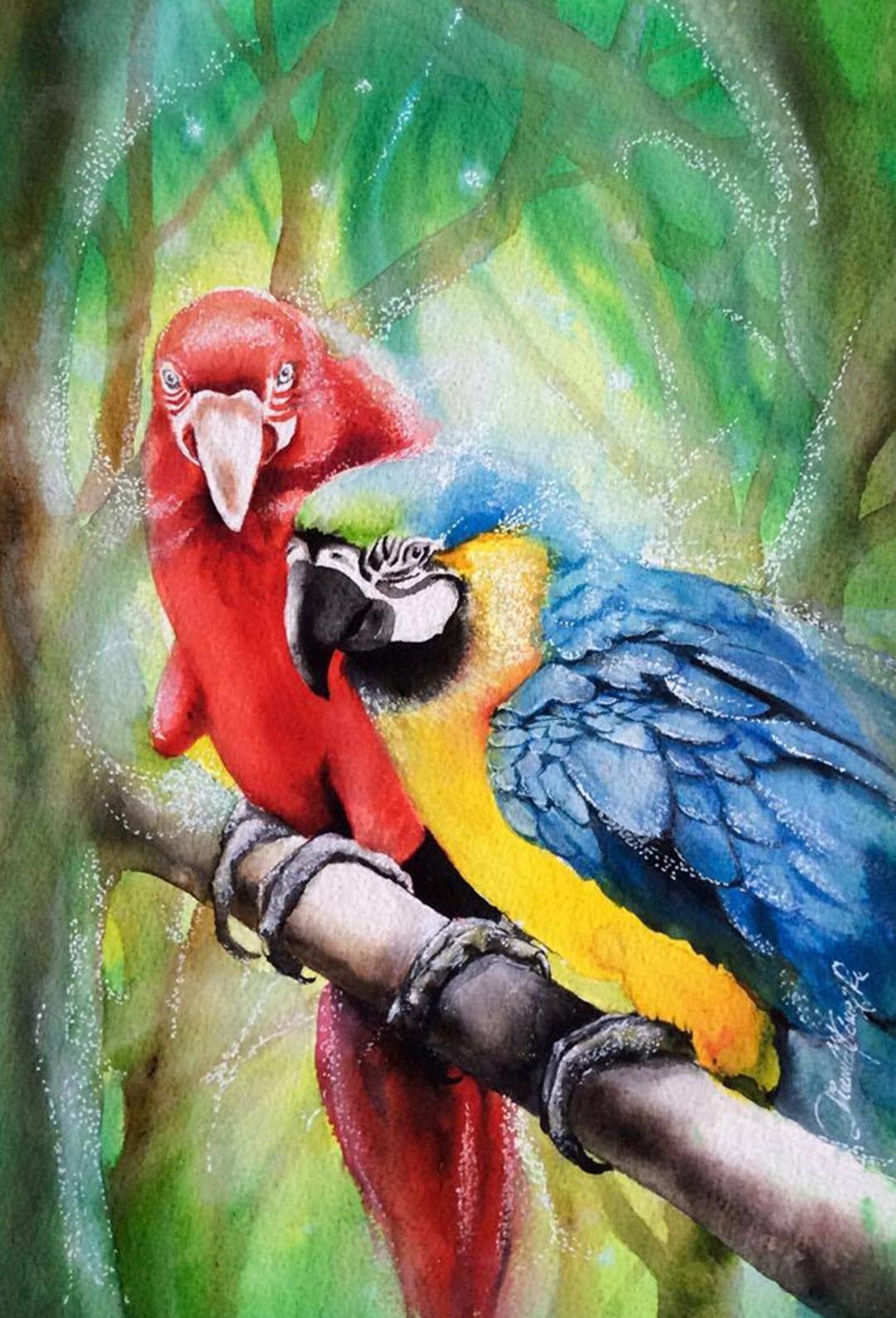 Papagayos