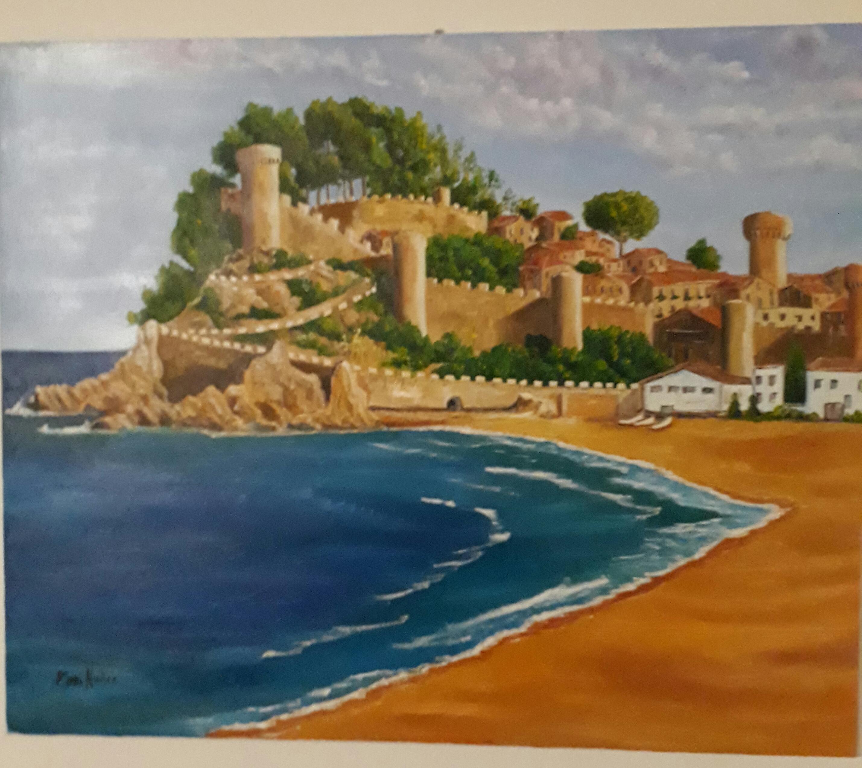 Playa de Tossa de Mar (girona)